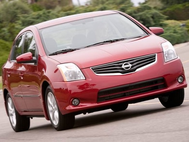 2012 Nissan Sentra | Pricing, Ratings, Expert Review