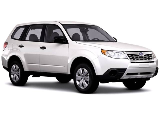 2012 Subaru Forester | Pricing, Ratings, Expert Review | Kelley Blue