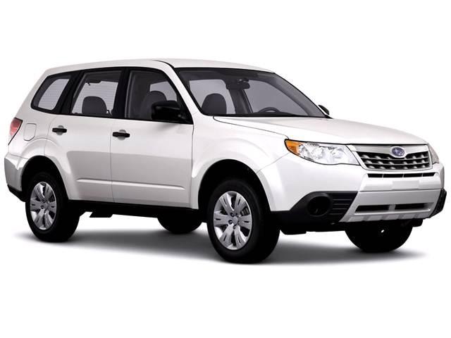 2012 Subaru Forester | Pricing, Ratings, Expert Review