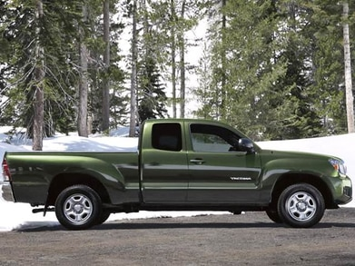 2012 Toyota Tacoma Access Cab | Pricing, Ratings, Expert