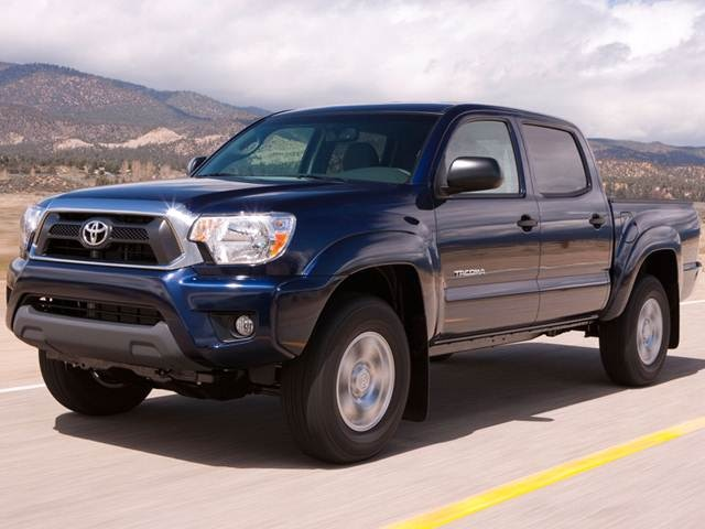 2012 Toyota Tacoma Double Cab | Pricing, Ratings, Expert