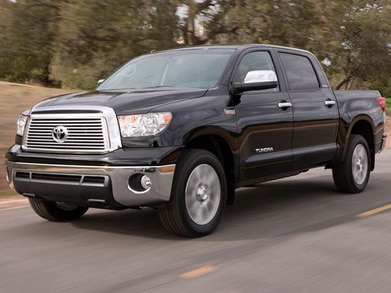 2012 Toyota Tundra Crewmax Pricing Ratings Expert Review
