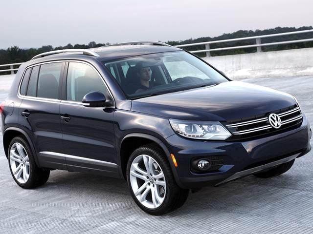 2012 Volkswagen Tiguan | Pricing, Ratings, Expert Review