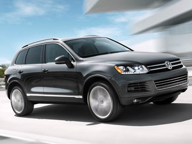 2012 Volkswagen Touareg | Pricing, Ratings, Expert Review