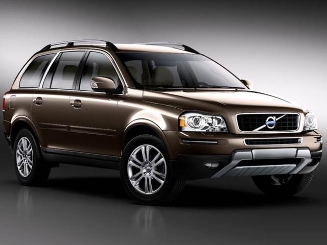 2012 Volvo XC90 | Pricing, Ratings, Expert Review | Kelley
