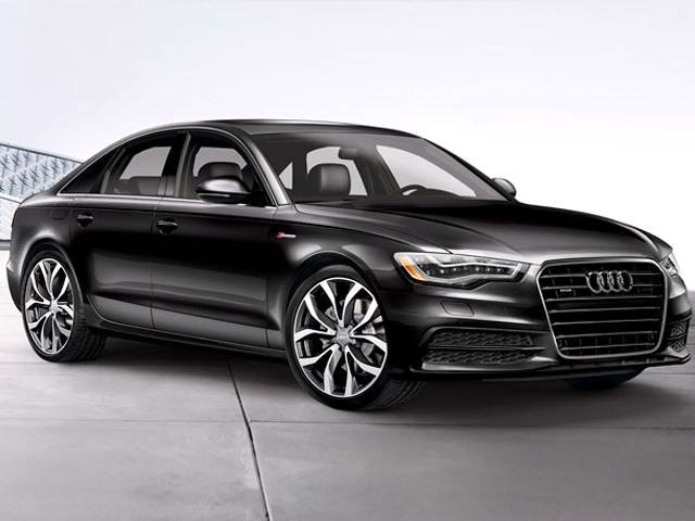 2013 Audi A6   Pricing, Ratings, Expert Review   Kelley Blue