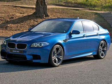 2013 BMW M5 | Pricing, Ratings, Expert Review | Kelley Blue Book