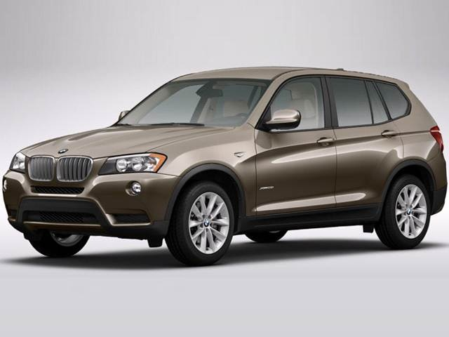 2013 BMW X3 | Pricing, Ratings, Expert Review | Kelley Blue Book