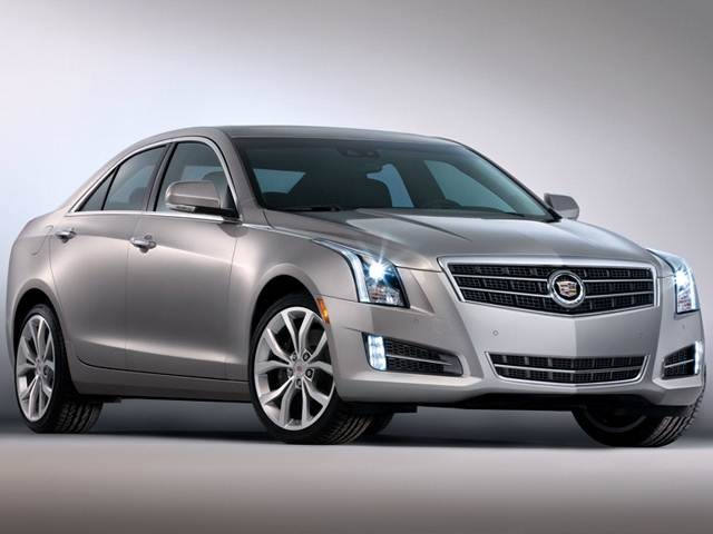 2013 Cadillac ATS | Pricing, Ratings, Expert Review | Kelley