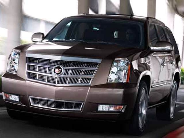 2013 Cadillac Escalade | Pricing, Ratings, Expert Review