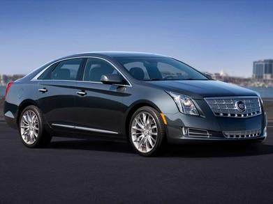 2013 Cadillac XTS   Pricing, Ratings, Expert Review   Kelley