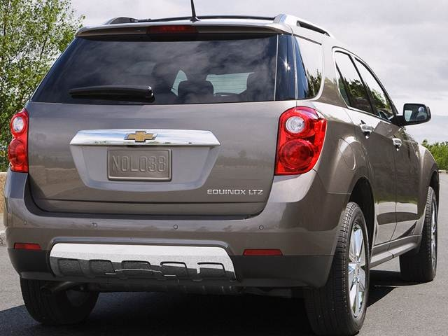 2013 Chevrolet Equinox | Pricing, Ratings, Expert Review