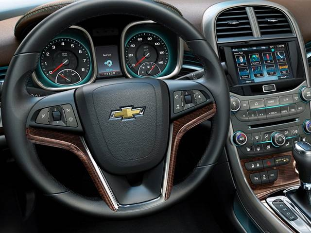 2013 Chevrolet Malibu Values Cars For Sale Kelley Blue Book