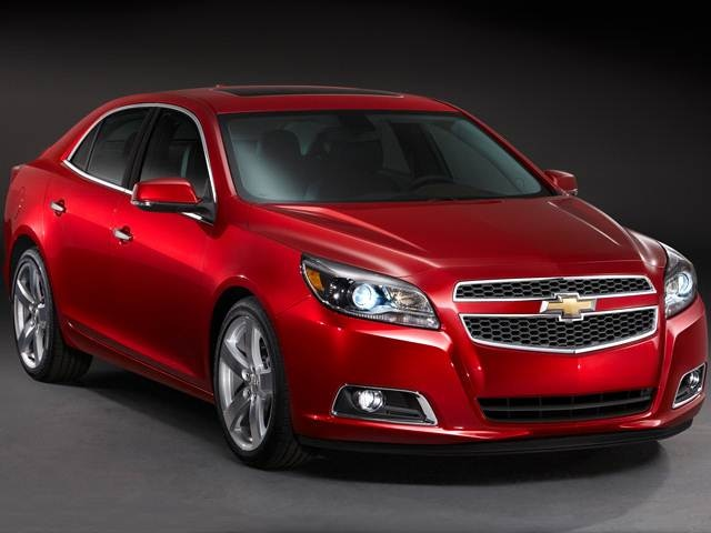 2013 Chevrolet Malibu | Pricing, Ratings, Expert Review