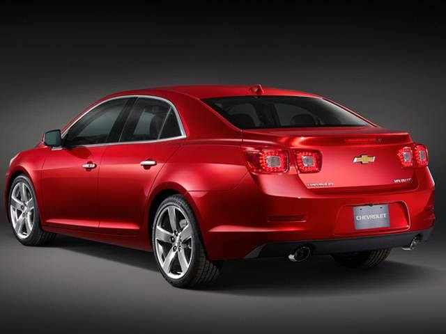 2013 Chevrolet Malibu | Pricing, Ratings, Expert Review | Kelley