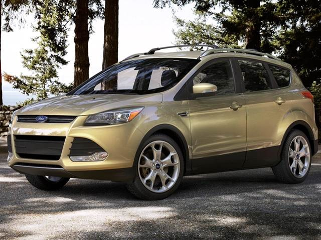 2013 Ford Escape Value >> 2013 Ford Escape Pricing Ratings Expert Review Kelley