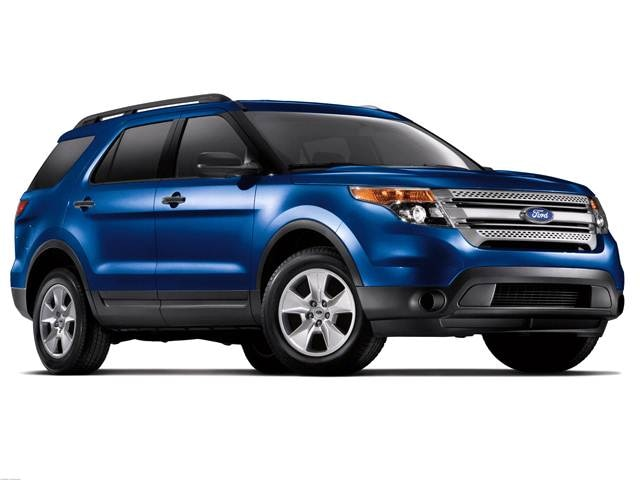 2013 Ford Explorer | Pricing, Ratings, Expert Review