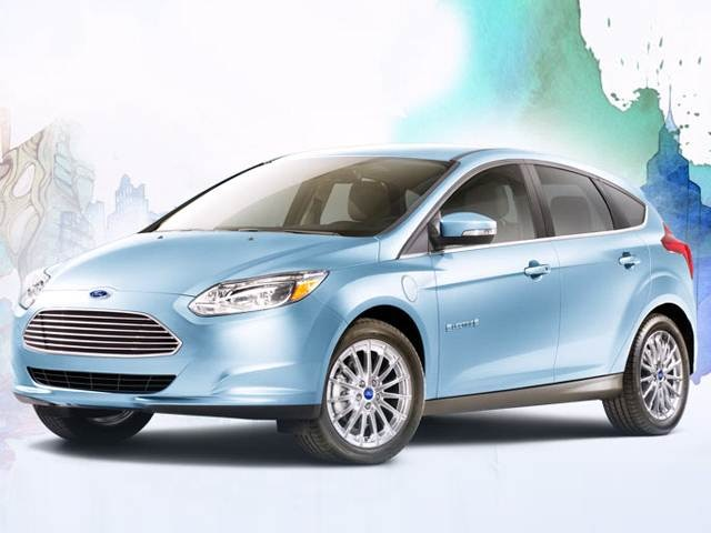 2013 Ford Focus Pricing Reviews Ratings Kelley Blue Book
