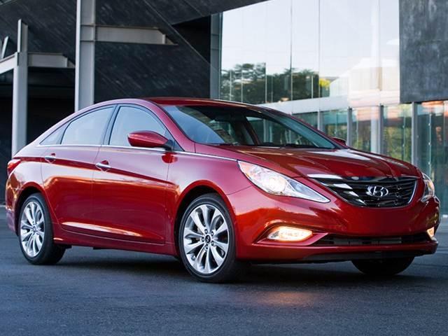 2013 Hyundai Sonata Pricing Reviews Ratings Kelley Blue