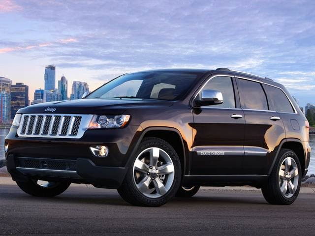 2013 Jeep Grand Cherokee | Pricing, Ratings, Expert Review