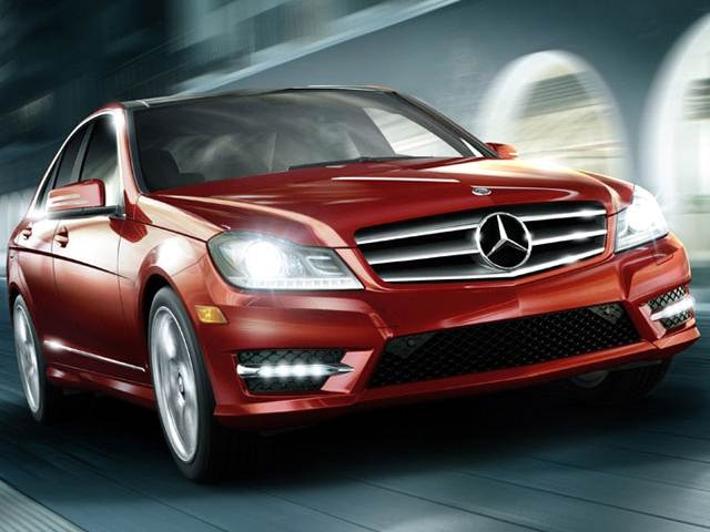 2013 Mercedes-Benz C-Class | Pricing, Ratings, Expert Review