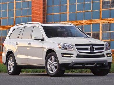 2013 Mercedes-Benz GL-Class | Pricing, Ratings, Expert