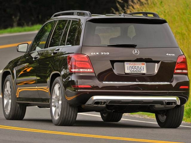 2013 Mercedes-Benz GLK-Class | Pricing, Ratings, Expert Review