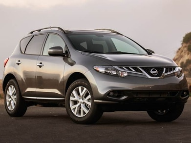 Nissan Suv Used >> 2013 Nissan Murano Pricing Ratings Expert Review