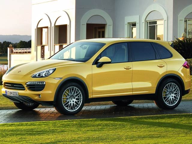 2013 Porsche Cayenne | Pricing, Ratings, Expert Review | Kelley Blue