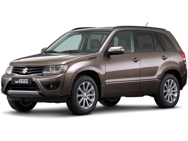 2013 Suzuki Grand Vitara