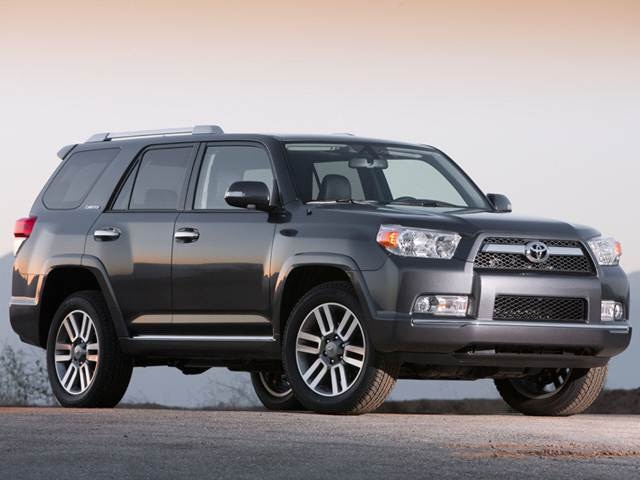 2013 Toyota 4Runner | Pricing, Ratings, Expert Review | Kelley Blue Book