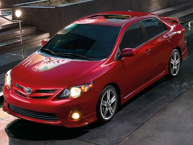 2013 Toyota Corolla Pricing Ratings Expert Review Kelley Blue Book