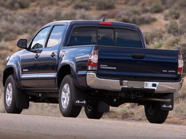 2013 Toyota Tacoma Double Cab | Pricing, Ratings, Expert