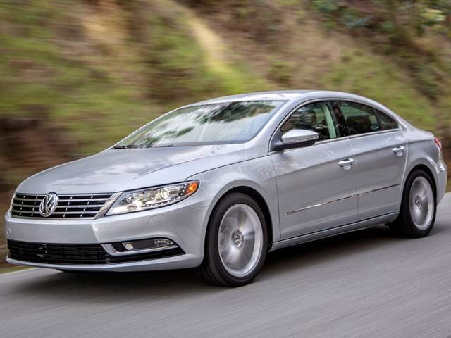 2013 Volkswagen CC | Pricing, Ratings, Expert Review | Kelley Blue Book