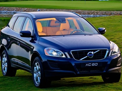 2013 Volvo Xc60 Pricing Ratings Expert Review Kelley Blue Book