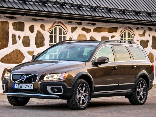 Don't Expect The 2018 Volvo XC70, Consider Brand's Alternatives >> 2013 Volvo Xc70 Pricing Ratings Expert Review Kelley