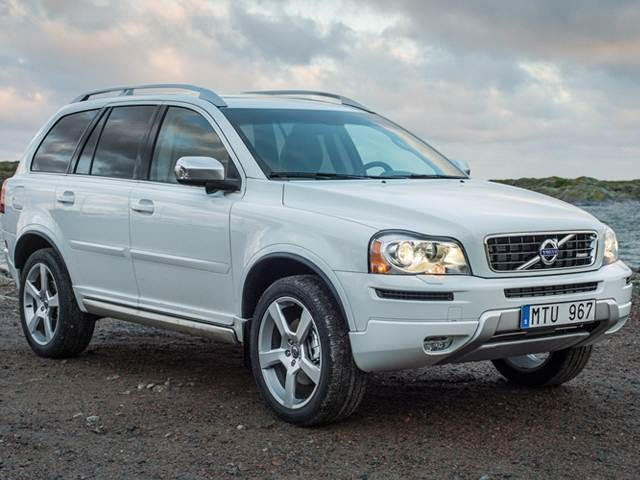 2013 Volvo XC90   Pricing, Ratings, Expert Review   Kelley