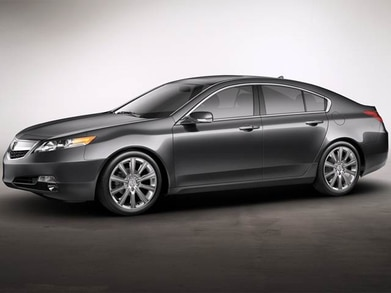 2014 Acura TL | Pricing, Ratings, Expert Review | Kelley