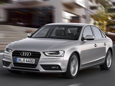 2014 Audi A4 Pricing Reviews Ratings Kelley Blue Book