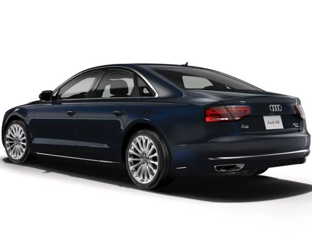 2014 Audi A8 Pricing Ratings Expert Review Kelley Blue Book