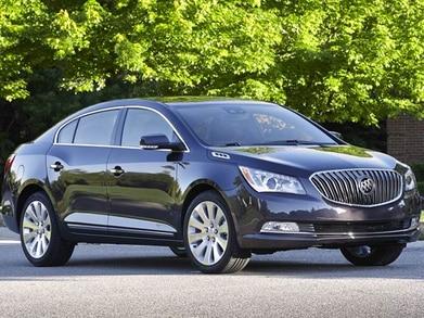 2014 Buick LaCrosse   Pricing, Ratings, Expert Review