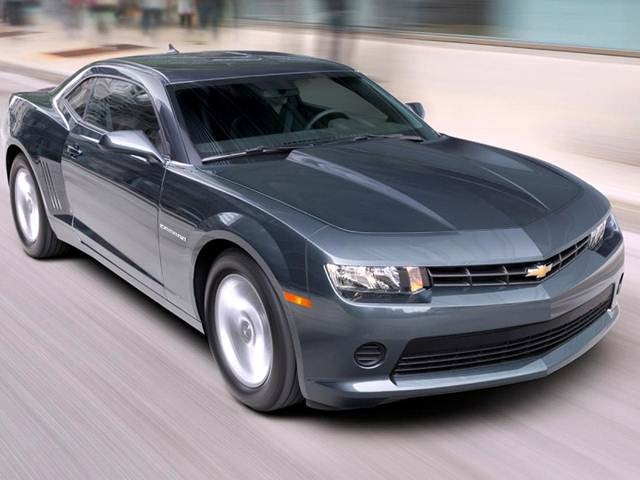 Used 2014 Chevrolet Camaro Values Cars For Sale Kelley Blue Book