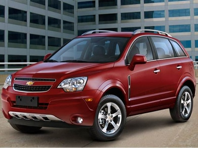 Kelley Blue Book Used Cars Trade In Value >> 2014 Chevrolet Captiva Sport Pricing, Reviews & Ratings ...