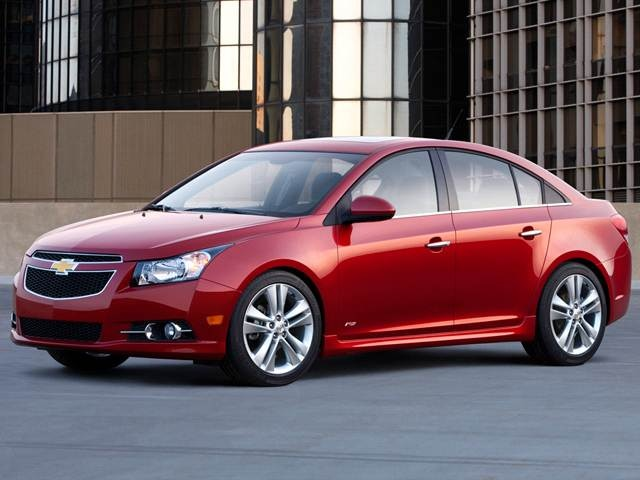2014 Chevrolet Cruze | Pricing, Ratings, Expert Review