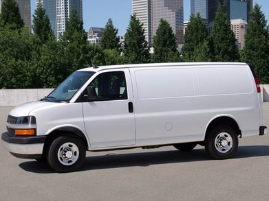 2014 Chevrolet Express 1500 Cargo | Pricing, Ratings, Expert