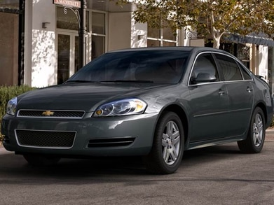 Used 2014 Chevy Impala >> 2014 Chevrolet Impala Limited Pricing Reviews Ratings