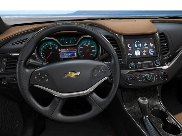 2014 Chevrolet Impala Pricing Reviews Ratings Kelley