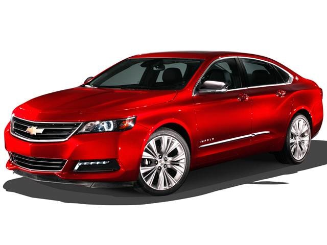 2014 Chevrolet Impala | Pricing, Ratings, Expert Review | Kelley