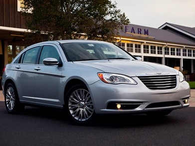 Used 2014 Chrysler 200 Values Cars For Sale Kelley Blue Book