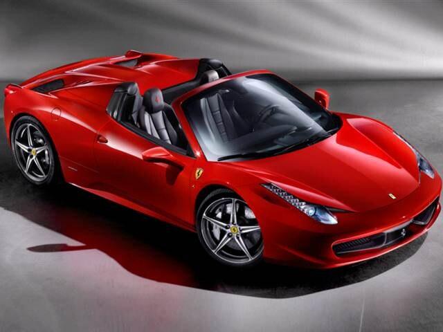 2014 Ferrari 458 Spider >> 2014 Ferrari 458 Spider Pricing Reviews Ratings Kelley